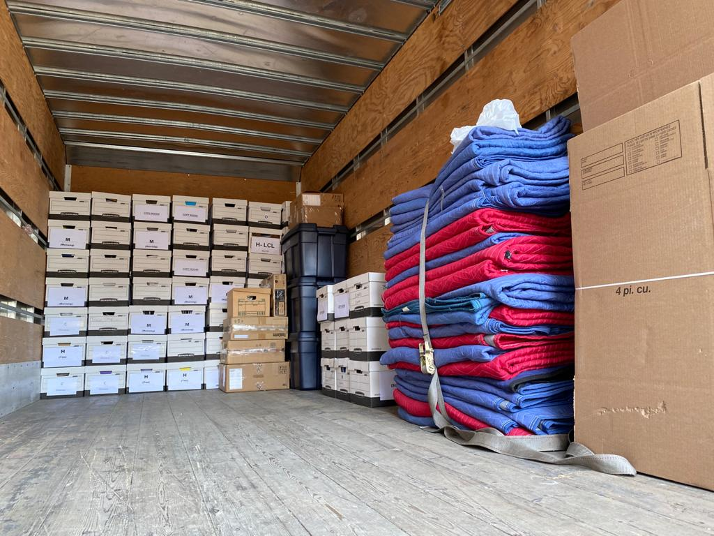 Crown Movers Office Movers