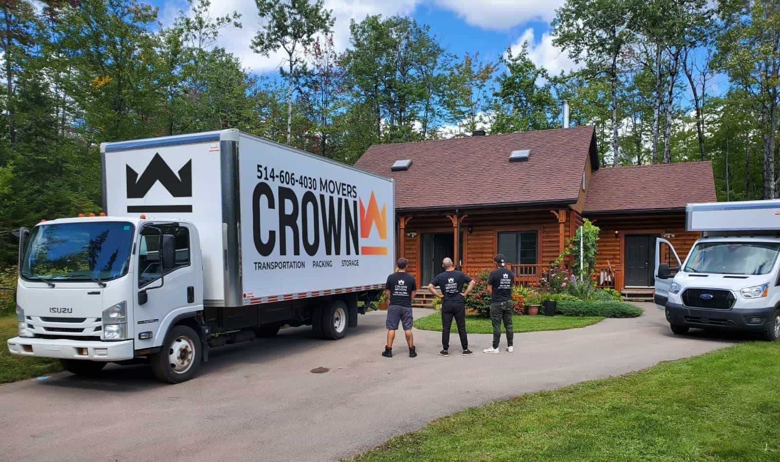 crown movers on a long distance move