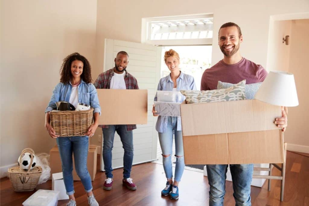 packing items checklist for moving