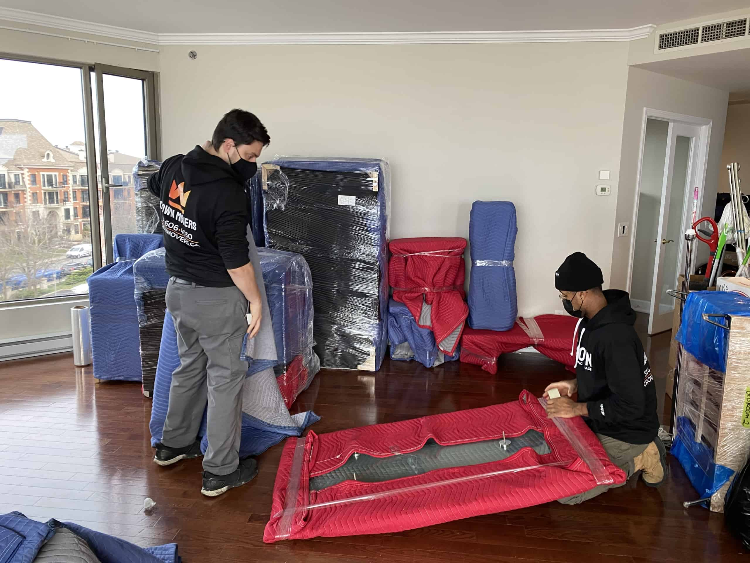 protecting your belongings for your home moving service